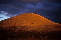Cindercone on the Slopes of Mauna Kea near Waimea, Big Island