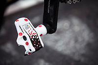 Tim Wellens (BEL/Lotto Soudal) pimped polka dots bike. <br /> <br /> Stage 4: Reims to Nancy (215km)<br /> 106th Tour de France 2019 (2.UWT)<br /> <br /> ©kramon