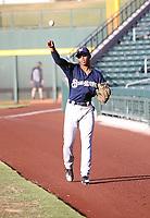 Joe Gray Jr - 2018 AZL Brewers (Bill Mitchell)