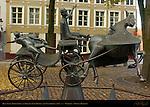 Zeus Leda Prometheus and Pegasus Visit Bruges, Jef Claerhout, Walplein, Bruges, Brugge, Belgium