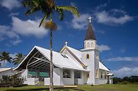Sacred Heart Catholic Church, Hawaii Island