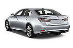 Car pictures of rear three quarter view of 2016 Lexus GS F-Sport-RWD 4 Door Sedan Angular Rear