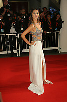 """VENICE, ITALY - SEPTEMBER 06: Anna Safroncik walks the red carpet ahead of the """"Waiting For The Barbarians"""" screening during the 76th Venice Film Festival at Sala Grande on September 06, 2019 in Venice, Italy. (Photo by Mark Cape/Insidefoto)<br /> Venezia 06/09/2019"""