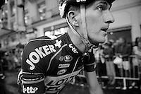 Jurgen Van den Broeck (BEL/Lotto-Belisol) immediately after finishing<br /> <br /> 2014 Tour de France<br /> stage 15: Tallard - Nîmes (222km)