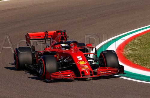 Motorsports: FIA Formula One World Championship, WM, Weltmeisterschaft 2020, Grand Prix of Emilia Romagna, 5 Sebastian Vettel GER, Scuderia Ferrari Mission Winnow