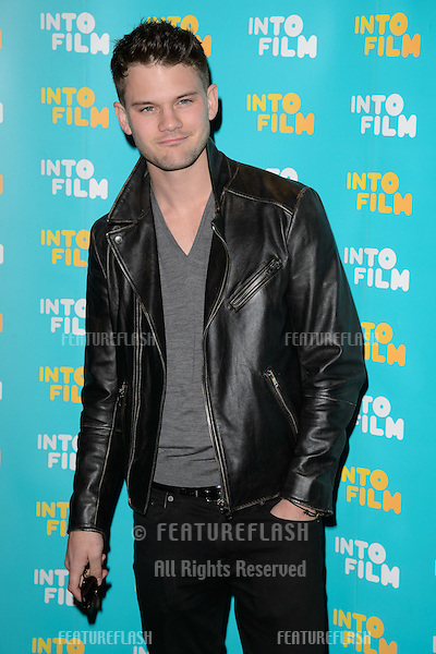 Jeremy Irvine arrives for the Into Film Awards 2015 at the Empire Leicester Square, London. 24/03/2015 Picture by: Steve Vas / Featureflash