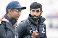Jasprit Bumrah, India during India vs New Zealand, ICC World Test Championship Final Cricket at The Hampshire Bowl on 20th June 2021