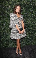 Ella Purnell<br /> at the 2017 Charles Finch & CHANEL Pre-Bafta Party held at Anabels, London.<br /> <br /> <br /> ©Ash Knotek  D3227  11/02/2017