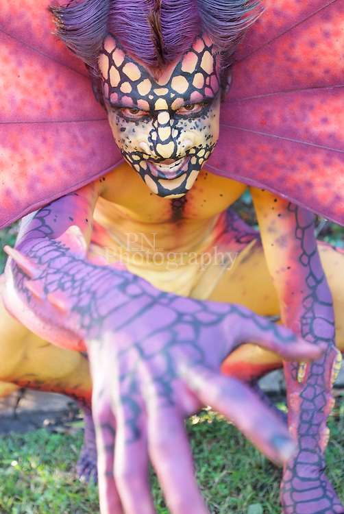 This image was taken at the Australian Body Painting Comp in Queensland amazing work.