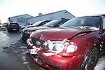 Crashed Cars Weather