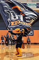 SAN ANTONIO, TX - NOVEMBER 12, 2018: The University of Texas at San Antonio Roadrunners fall to the University of Oklahoma Sooners 87-67 at the UTSA Convocation Center. (Photo by Jeff Huehn)