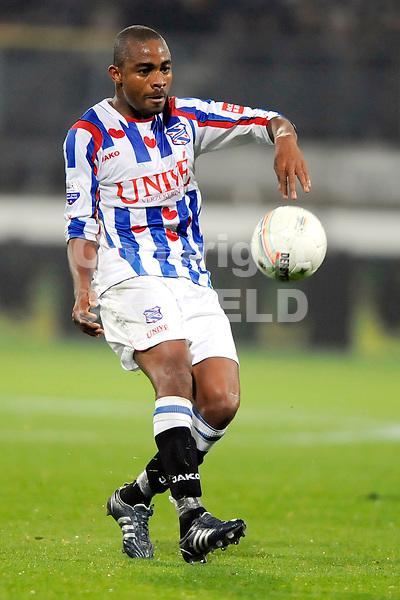 voetbal sc heerenveen - vitesse erediivisie seizoen 2008-2009 29-10-2008  ..