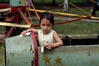 Kind in Hanoi, Vietnam
