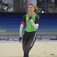 SCHAATSEN: HEERENVEEN: 21-12-2019, IJsstadion Thialf, KNSB trainingswedstrijd, Jutta Leerdam, ©foto Martin de Jong
