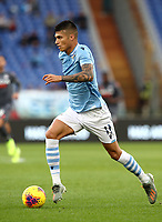 Football, Serie A: S.S. Lazio - Udinese Olympic stadium, Rome, December 1, 2019. <br /> Lazio's Carlos Joaquin Correa in action during the Italian Serie A football match between S.S. Lazio and Udinese at Rome's Olympic stadium, Rome on December 1, 2019.<br /> UPDATE IMAGES PRESS/Isabella Bonotto