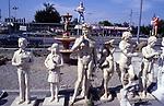 Statue Shop on Ventura blvd. in Encino circa 1977