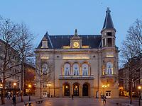 Cercle Municipal - Cercle-Cité an der Place d'Armes, Luxemburg-City, Luxemburg, Europa, UNESCO-Weltkulturerbe<br /> Cercle Municipal - Cercle-Cité at Place d'Armes,, Luxembourg, Luxembourg City, Europe, UNESCO world heritage