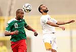 Al Wahda vs Al Wehdat during the 2015 AFC Cup 2015 Group A match on April 15, 2015 at the Buraimi Sports Complex  in Al Buraimi, Oman. Photo by Adnan Hajj / World Sport Group