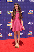 LOS ANGELES - APR 29:  Chloe East at the 2016 Radio Disney Music Awards at the Microsoft Theater on April 29, 2016 in Los Angeles, CA