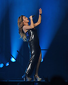 SUNRISE FL - JUNE 01: Shania Twain performs at The BB&T Center on June 1, 2018 in Sunrise, Florida. Photo by Larry Marano © 2018