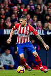 Victor Machin, Vitolo, of Atletico de Madrid in action during the La Liga 2018-19 match between Atletico de Madrid and RCD Espanyol at Wanda Metropolitano on December 22 2018 in Madrid, Spain. Photo by Diego Souto / Power Sport Images