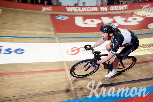 local hero in Gent: Iljo Keisse (BEL/OmegaPharma-Quickstep)<br /> <br /> Gent 6 - day 4