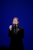 Jean Pierre Ferland in concert February 2005<br /> photo : Roussel  - Images Distribution