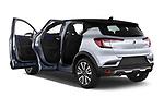 Car images close up view of a 2020 Renault Captur Initiale Paris 5 Door SUV doors