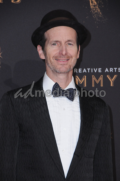 10 September  2017 - Los Angeles, California - Denis O'Hare. 2017 Creative Arts Emmys - Arrivals held at Microsoft Theatre L.A. Live in Los Angeles. Photo Credit: Birdie Thompson/AdMedia