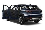 Car images of 2021 Hyundai Tucson Shine 5 Door SUV Doors