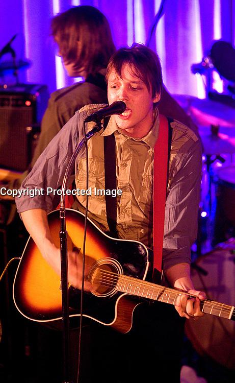 Le groupe montrealais Arcade Fire donne le deuxieme d'une serie de cinq spectacle a la Federation ukrenienne. Will