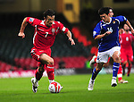 Wales V Azerbaijan 2010 World Cup Qualifier 0908