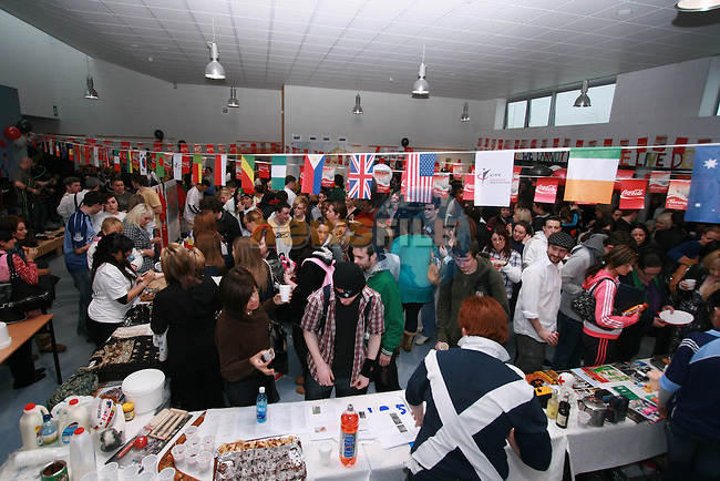 at the Multicultural Day at DIFE...Photo NEWSFILE/Jenny Matthews.(Photo credit should read Jenny Matthews/NEWSFILE)....This Picture has been sent you under the condtions enclosed by:.Newsfile Ltd..The Studio,.Millmount Abbey,.Drogheda,.Co Meath..Ireland..Tel: +353(0)41-9871240.Fax: +353(0)41-9871260.GSM: +353(0)86-2500958.email: pictures@newsfile.ie.www.newsfile.ie.FTP: 193.120.102.198.