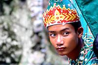 An Apsara Dancer performing in Angkor Thom, Cambodia