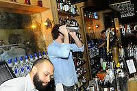 Brugal Rum Present Clean Cut Cocktails at Blind Barber