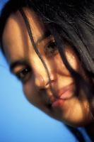 Young hispanic woman, Brisbane, Queensland, Australia<br />