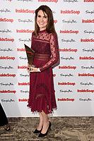 Gillian Keaney<br /> at the Inside Soap Awards 2017 held at the Hippodrome, Leicester Square, London<br /> <br /> <br /> ©Ash Knotek  D3348  06/11/2017