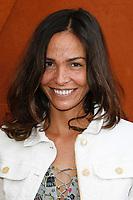 Inés Sastre - Célébrités à Roland Garros - 6 juin 2017 - Paris, France