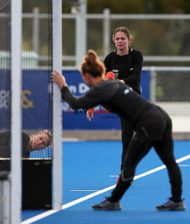 Tarryn Davy. Blacksticks Women training, National Hockey Centre, Auckland, Saturday 27 March 2021. Photo: Simon Watts/www.bwmedia.co.nz