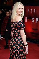 "Joely Richardson<br /> arriving for the ""Red Sparrow"" premiere at the Vue West End, Leicester Square, London<br /> <br /> <br /> ©Ash Knotek  D3382  19/02/2018"