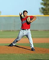 Zach Pettway - 2021 AIL Indians (Bill Mitchell)