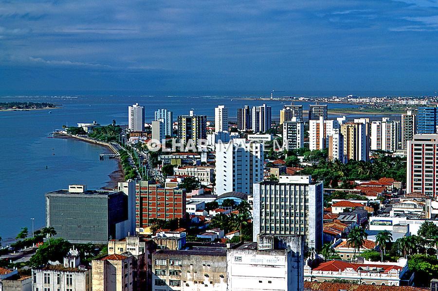 Cidade de Aracajú, Sergipe. 1999. Foto de Salomon Cytrynowicz.