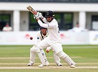 Tom Haines bats for Sussex during Kent CCC vs Sussex CCC, LV Insurance County Championship Group 3 Cricket at The Spitfire Ground on 13th July 2021