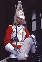 Great Britain London Royal guard