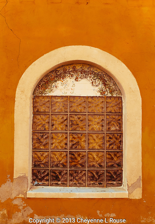 Teatro Window - Barrio Viejo - Arizona