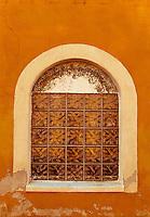 Teatro Window - Barrio Viejo - Arizona