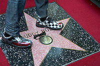 Buddy Holly Walk of Fame Ceremony