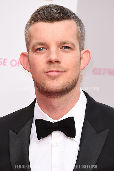 Russell Tovey<br /> arrives for the 2015 BAFTA TV Awards at the Theatre Royal, Drury Lane, London. 10/05/2015 Picture by: Steve Vas / Featureflash