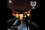 New York Botanical Garden Wedding -<br /> by the light of an August supermoon.<br /> <br /> Selection - WEDAWARD Fourth International Collection