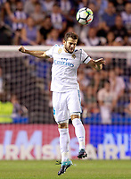 Real Madrid's Nacho Fernandez during La Liga match. August 20,2017.  *** Local Caption *** © pixathlon